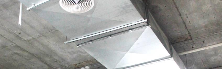 Воздуховоды из нержавеющей стали прямоугольные