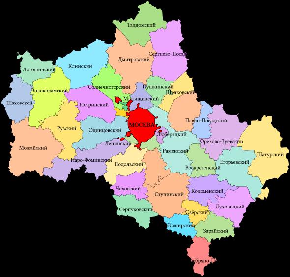 Доставка воздуховодов по Московской области