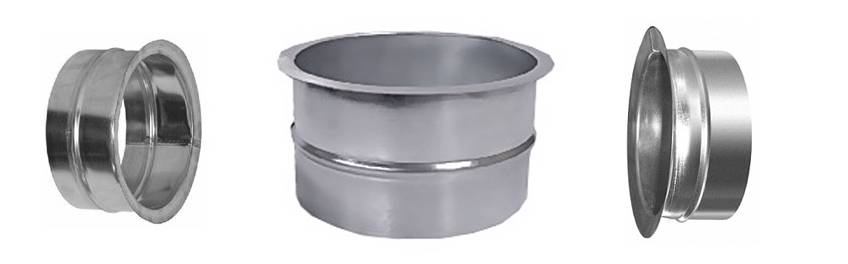 Фасонное изделие — врезка круглая в плоскость