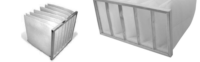Карманные фильтры для вентиляции